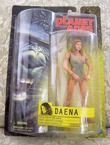Picture of Hasbro 2001 Planet of the Apes Action Figure - Daena (B000RHMCN4) (Hasbro Action Figures)