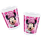 Amscan Disney Minnie Mouse Plastic Cup