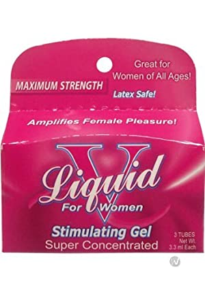 Liquid V for Women, Female Stimulating Gel