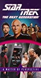 echange, troc Star Trek Next 62: Matter of Perspective [VHS] [Import USA]