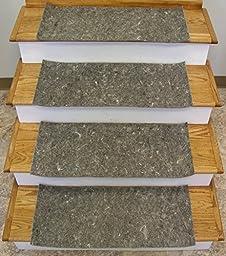 Rug Depot Stair Runner Padding - 13 Pad Treads - 24\
