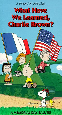Peanuts: What Have We Learned Charlie Brown [VHS] [Import]