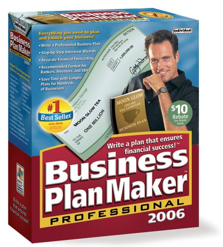 Business PlanMaker Professional 5.0