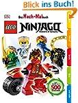 Das Mach-Malbuch. LEGO� Ninjago