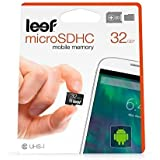 LEEF 32GB Micro SD With Adapter (LMM10AKW032E1)