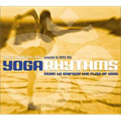 Yoga Rhythms: Music to Energize the Flow of Yoga