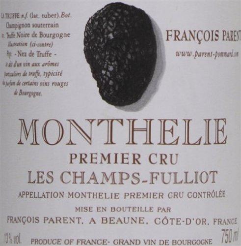 2005 Francois Parent Monthelie Les Champs-Fulliot Burgundy Pinot Noir 750 Ml