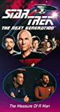 echange, troc Star Trek Next 35: Measure of Man [VHS] [Import USA]