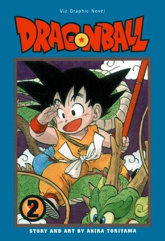 Dragon Ball: 2 (Viz graphic novel)