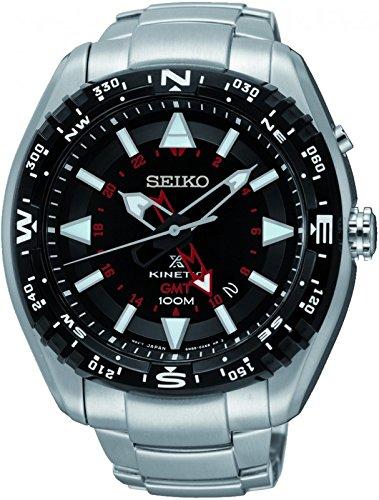 Seiko-Kinetic-Sun049P1-Orologio-da-Polso-Uomo