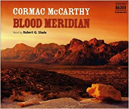 an exploration of judge holden in cormac mccarthys novel blood meridian An exploration of judge holden in cormac mccarthy's novel blood meridian pages 7  more essays like this: cormac mccarthy, blood meridian, exploration of judge holden.