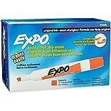 Expo Original Dry Erase Markers, Chisel Tip, 12-Pack, Orange