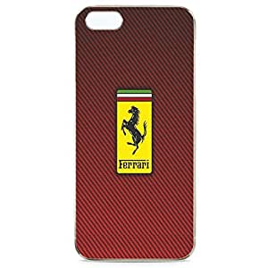 Back cover for Apple iPhone 5, 5S (Multicolor)