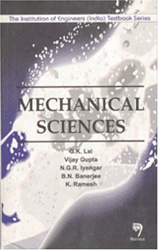 Mechanical Sciences