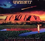 Official Bootleg 4: Live in Brisbane 2011 by Uriah Heep [Music CD]