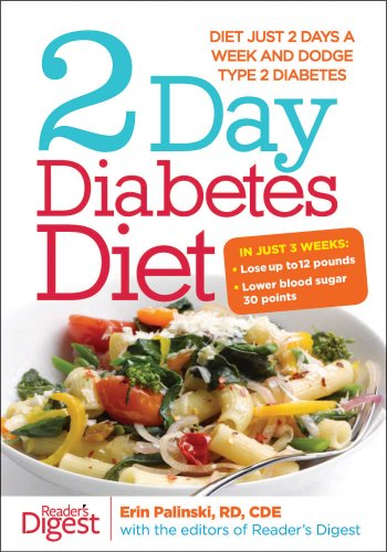 2-Day Diabetes Diet: Diet Just 2 Days a Week and Dodge Type 2 Diabetes by Erin Palinski