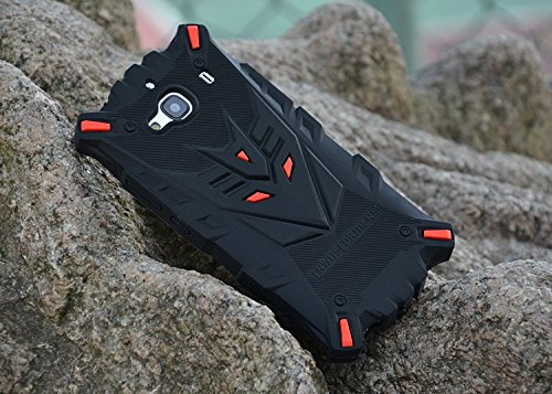Latest Back Cover Case for Redmi 2/Redmi 2 Prime - TRANSFORMER EDITION