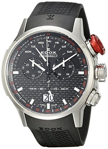 Edox Chronorally reloj hombre Chronorally 38001 TIN NIN