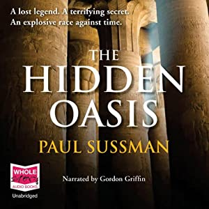 The Hidden Oasis Audiobook