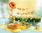 "Send you "" Happy Birthday "" Image via e-mail"