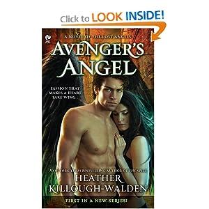 Avenger's Angel (Lost Angels) - Heather Killough-Walden