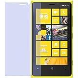 6x kristallklare Displayschutzfolie für Nokia Lumia 920