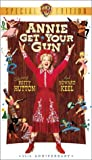 Annie Get Your Gun (50th Anniversary Special Edition) [VHS]
