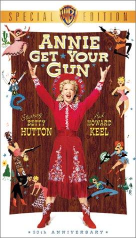 Annie Get Your Gun [VHS] [Import]