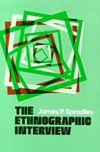 "Cover of ""The Ethnographic Interview"""