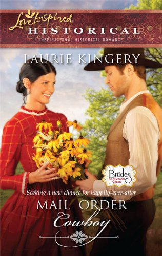 Image of Mail Order Cowboy (Love Inspired Historical)