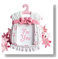 Fashioncraft Cute Baby Themed Photo Frame, Girl