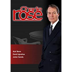 Charlie Rose - Aluf Benn / David Ignatius /Julian Sands  (November 19, 2012)