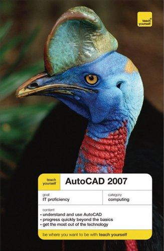 Teach Yourself Auto CAD 2007