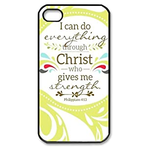 Amazon.com: Bible Verse - I can do all things through Christ who gives