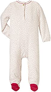 kate spade york Baby Girls' Jillian Footie (Baby)