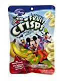 Brothers-All-Natural Mickey Clubhouse Banana, 0.59-Ounce (Pack of 12)