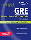 img - for GRE Subject Test: Psychology, 5th Edition book / textbook / text book