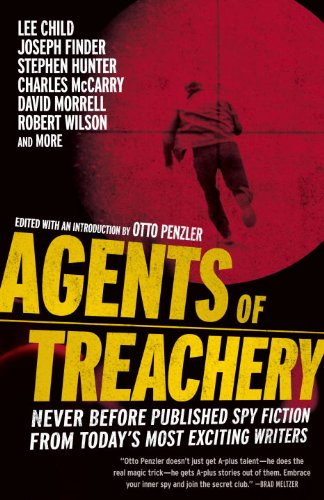 Image for Agents of Treachery (Vintage Crime/Black Lizard Original)