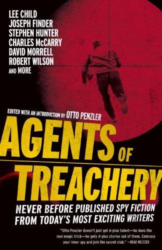 Agents of Treachery (Vintage Crime/Black Lizard Original)