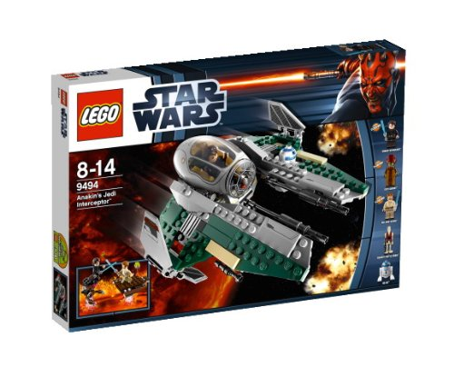 LEGO Star Wars 9494 - Anakins Jedi Interceptor