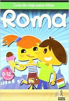 Guía de viajes para niños Roma Guia De Viaje Para Niños