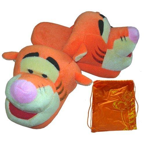 Pantofole babbucce ciabatte aperte Disney Tigro 30-31