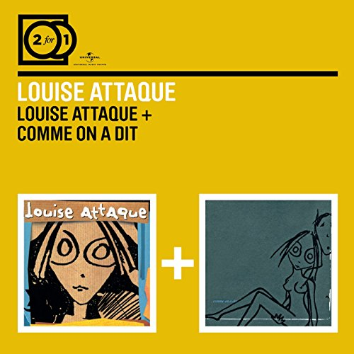 2 for 1: Louise Attaque / Comme on a Dit