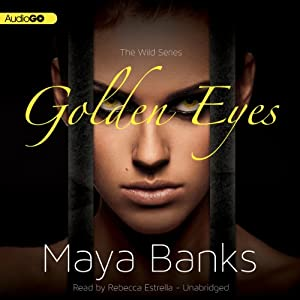Golden Eyes Audiobook