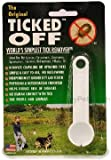Ticked Off Tick Remover - White