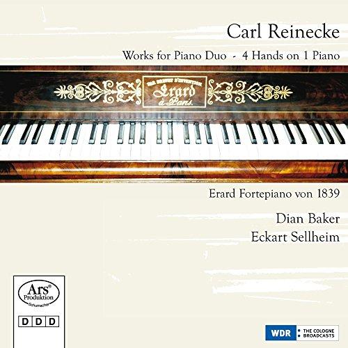 CD : Eckart Sellheim - Piano Duo 4 Hands (CD)