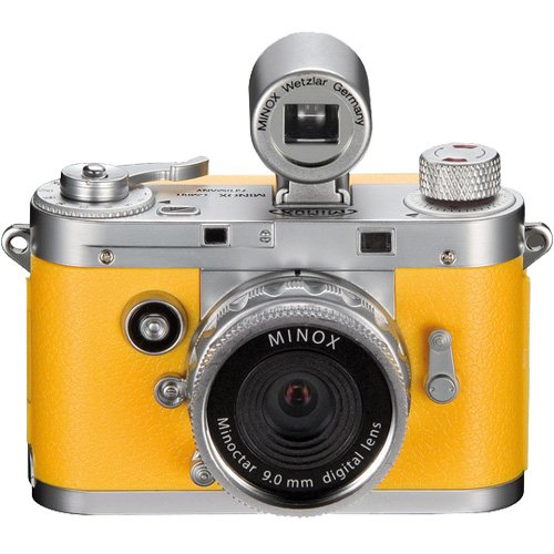 Minox DCC 5.1 Classic Digital Camera (Orange)