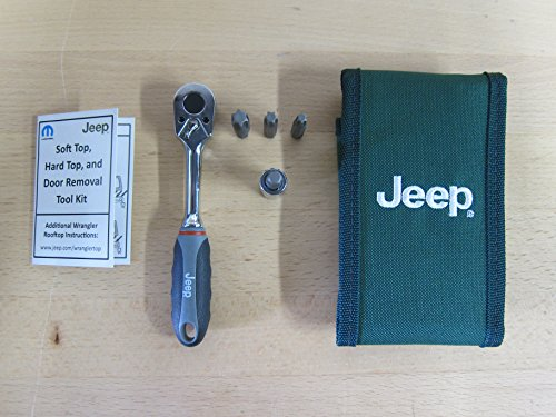 Jeep Wrangler Hard Top & Door Removal Tool Kit