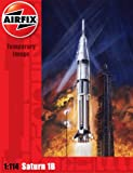 Airfix A06172 Saturn 1B Model Building Kit, 1:144 Scale