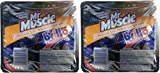 2 x Brillo Mr Muscle Multi Use Soap Scouring Cleaning Pads Pack of 10